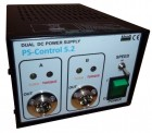 - Stabilised DC power supply for two screwdrivers PS-Control 5.2